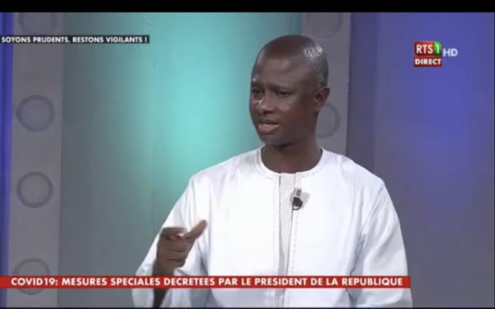 Félix Antoine Diome (Ministre de l'intérieur) : «Les forces de défense seront déployées sur le terrain. Et si des sanctions doivent être prises, c'est dans l'ordre naturel des choses»