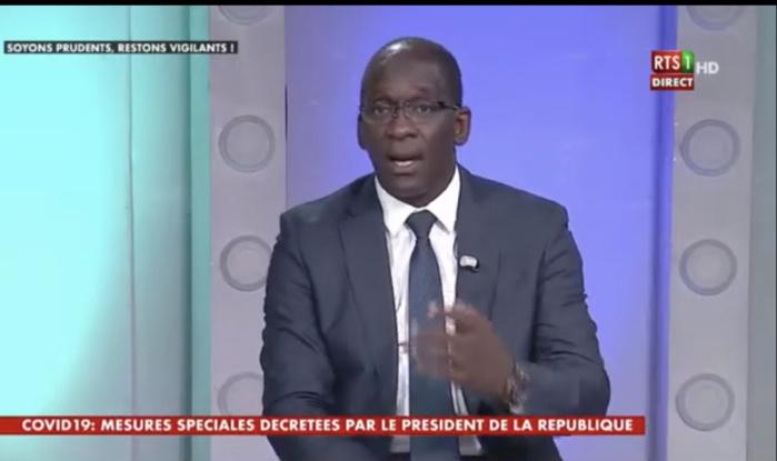 Abdoulaye Diouf Sarr, ministre de la Santé : « Entre novembre et décembre, on est passé de 6 à 77 décès, le nombre de décès a  été multiplié par 6 »