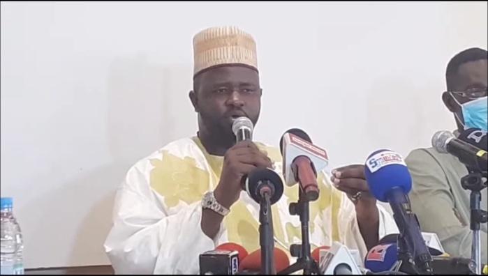 Mandat de dépôt  : Cheikh Gadiaga retourne en prison pour des faits d'injures et diffamation.