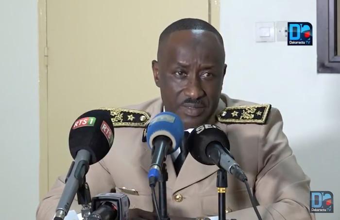 Djiby Diallo, sous-préfet Dakar-Plateau : « Je lance un appel au calme à la sérénité »