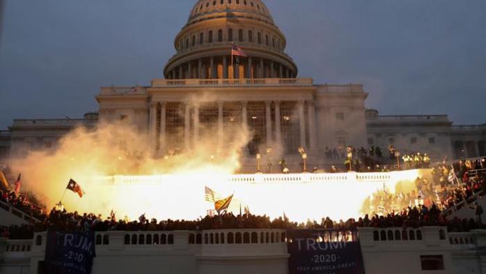 États-Unis : une femme blessée par balle dans le Capitole est décédée