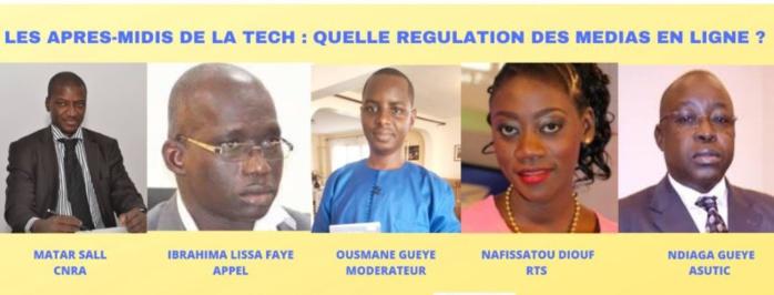 Régulation des médias en ligne, application du code de la presse, remplacement du Cnra : Les acteurs apportent des précisions.