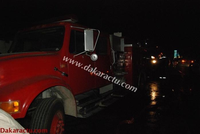 Les images de l'incendie meurtrier de la Médina (IMAGES)