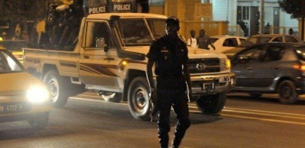 1er jour couvre feu / Acte 2 état d'urgence : Plus de dix personnes interpellées à Guinaw Rails.