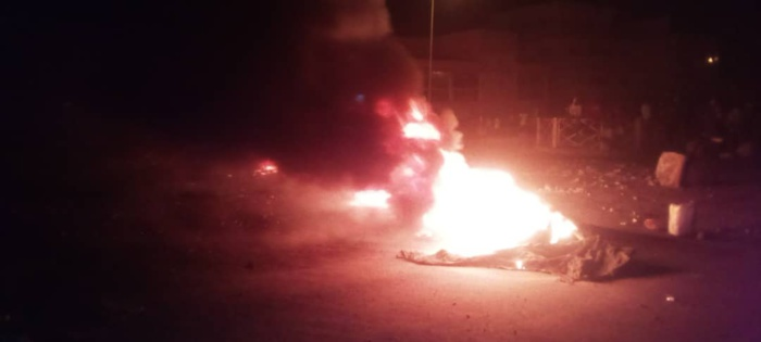 Deuxième nuit Couvre-feu : quelques foyers à Diamaguene Sicap-Mbao et Cambèrene