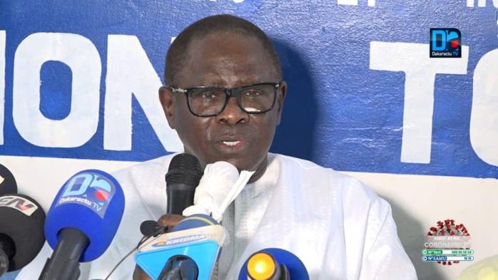 Statut de la ville de Dakar / Pape Diop sur Macky Sall : «Il est obsédé par cette idée de s'approprier de la ville de Dakar à tout prix… Il veut éviter la catastrophe avant 2024»