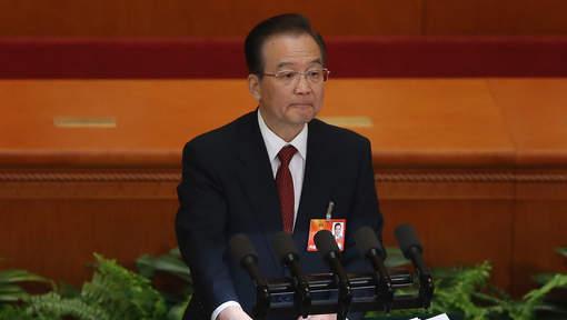 Le Premier ministre chinois a fait ses adieux