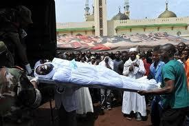 Guinée : 2 morts et 7 à Conakry