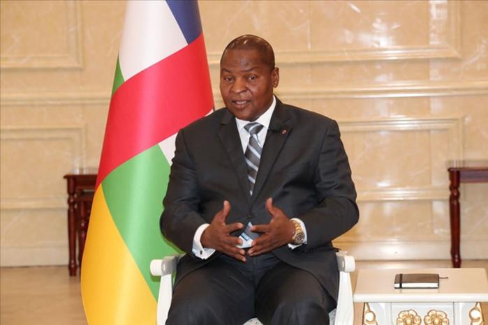 Élections Centrafricaines : Le Président Touadéra appelle au respect des décisions de la cour constitutionnelle.