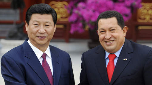 """Chavez était pour la Chine un """"grand leader et un grand ami"""""""