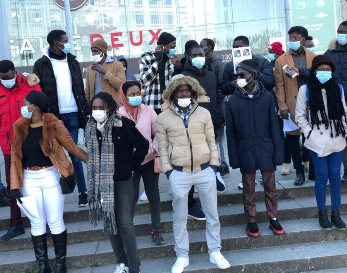 France : mobilisation des ressortissants sénégalais pour retrouver l'étudiante Diary Sow.