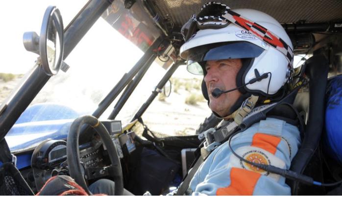 Hubert Auriol, légende du Dakar, est décédé...