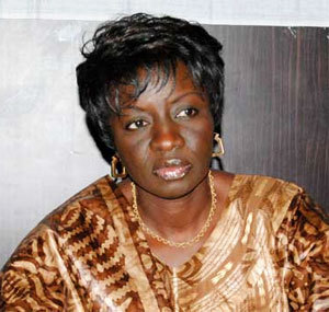 Aminata Touré visite la maison de justice des HLM 2, vendredi