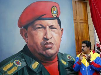 GLOIRE ETERNELLE AU PRESIDENT HUGO CHAVEZ !