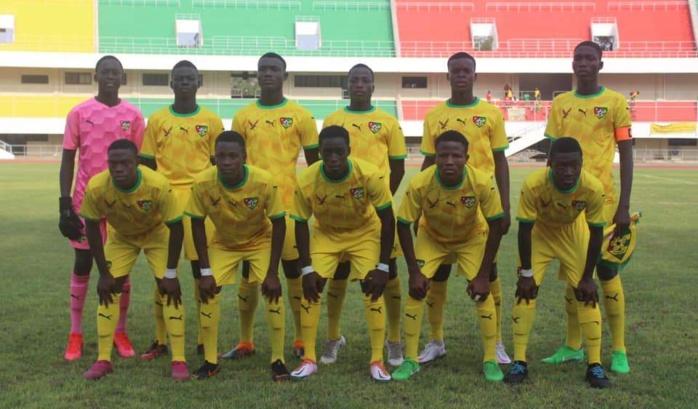 CAN U17 : Pays-hôte des éliminatoires, le Togo disqualifié !