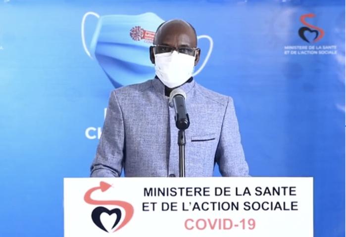 Covid-19 : «Certains Cte sont pleins et d'autres sur le point de l'être» (Dr Mamadou Ndiaye, directeur de la Prévention)