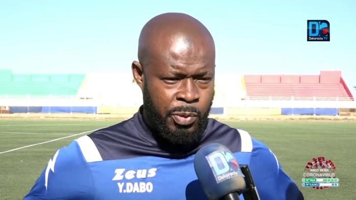 Youssoupha Dabo, coach Teungueth FC : « L'adversaire a refusé de jouer.. »