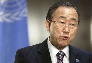 """Ban Ki-moon : ''aucun crime contre des femmes ne sera impuni"""""""