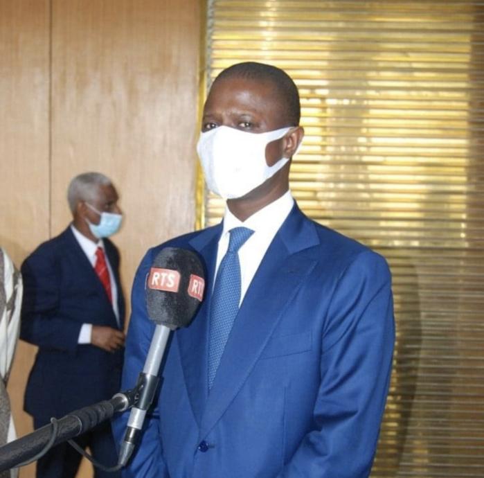 Antoine Diome, ministre de l'Intérieur : «La mise en application de l'état d'urgence comporte quelques limites qu'il sied de corriger»