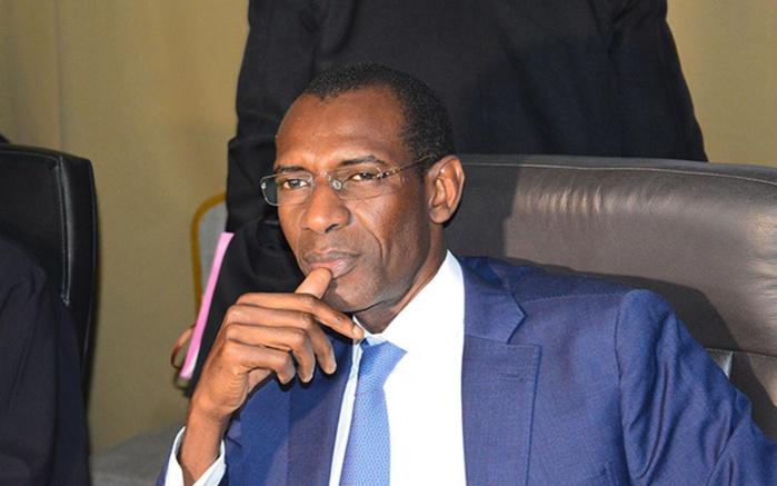 Répression de l'usure, taux de l'intérêt légal : Les remarques du ministre Abdoulaye Daouda Diallo répondant à la protection des débiteurs et SFD.