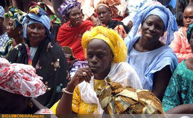 Hommage aux femmes : Akh Njurel !