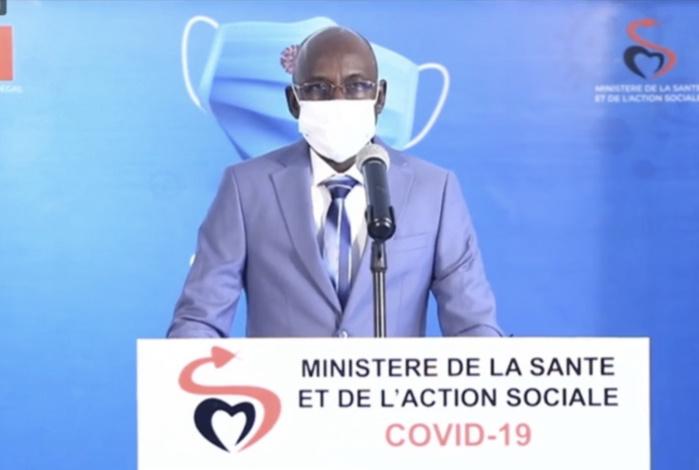 SÉNÉGAL : 198 nouveaux cas testés positifs au coronavirus, 115 nouveaux guéris, 9 nouveaux décès et 38 cas graves en réanimation.