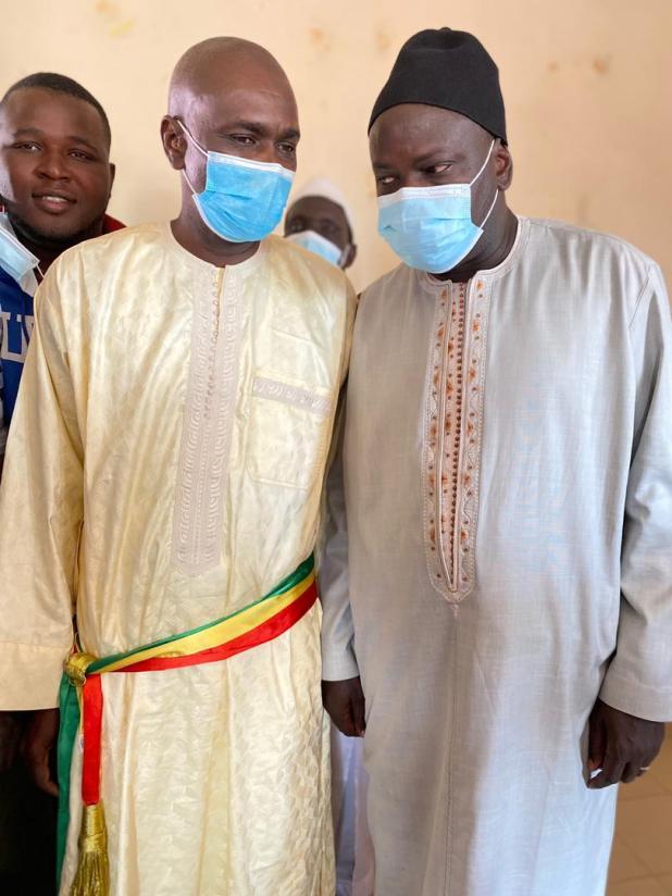 Mairie de Ross Béthio / Madiop Diop hérite du poste du maire après le rappel à Dieu de Amadou Bécaye Diop.