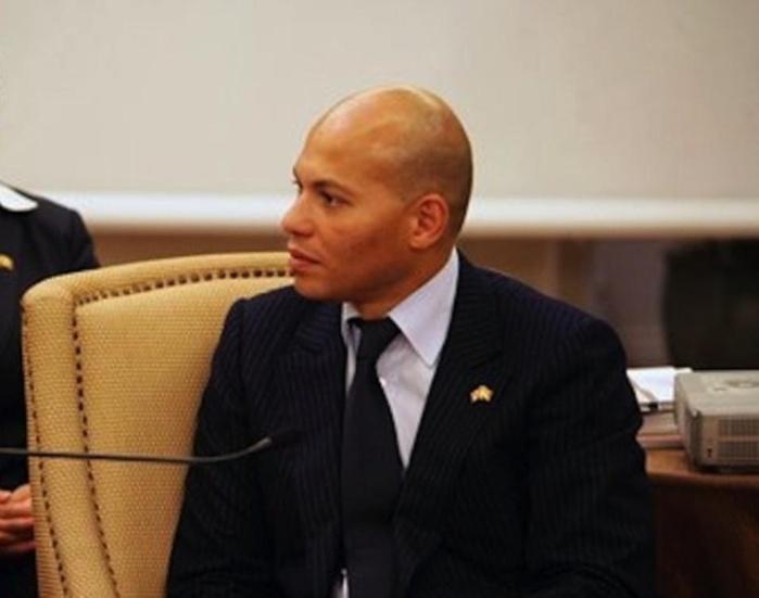 Dernière minute : Karim Wade a reçu sa mise en demeure