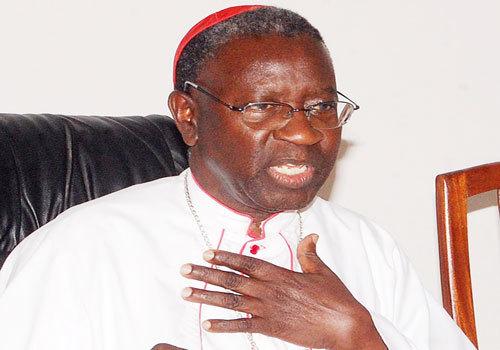 Après le Cardinal Thiandoum, le cardinal Sarr participe au conclave