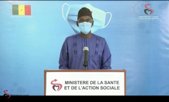 SÉNÉGAL : 295 nouveaux cas testés positifs au coronavirus, 135 nouveaux guéris, 7 nouveaux décès et 38 cas graves en réanimation.