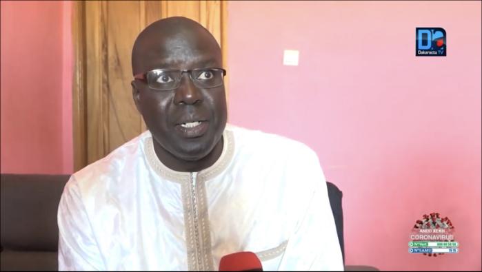 Commissaire Mouhamed Guèye : « Boubacar Sèye (Horizon sans frontières) fait l'objet d'une interdiction de sortie du territoire »