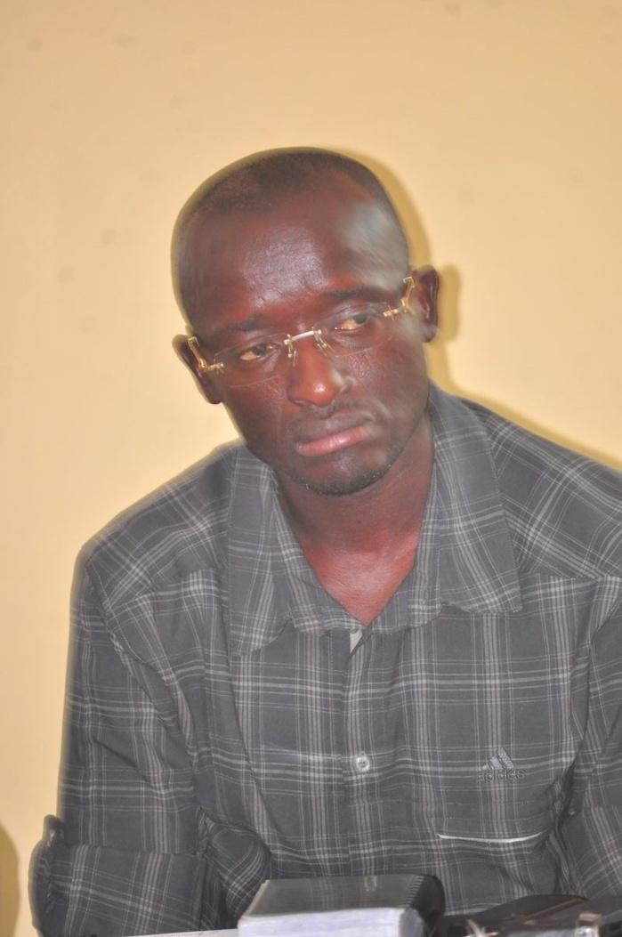 Voici Boubacar Gadiaga , adjoint de Alain Giresse