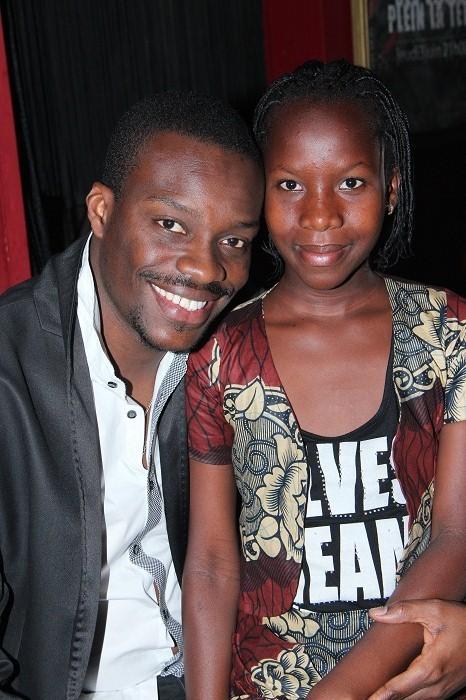 Tange Tandian fête l'anniversaire de sa fille Amela à la Villa Cristal (IMAGES)
