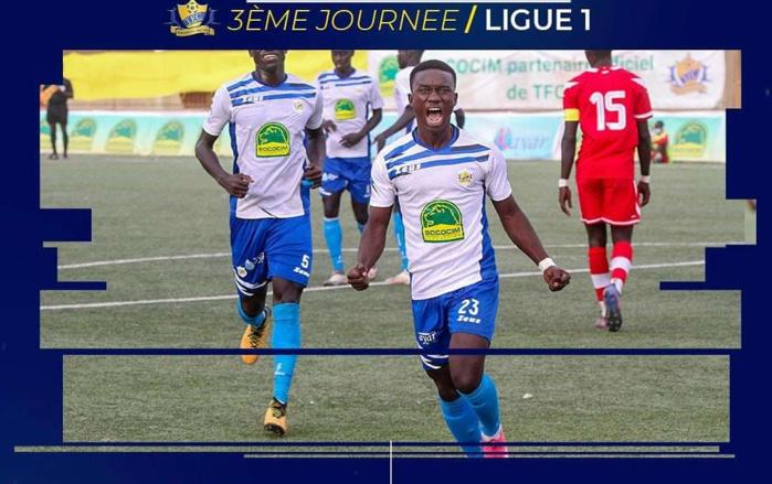 3ème journée Ligue 1 : Teungueth FC domine Niary Tally, le Jaraaf cale chez les Diambars, Génération Foot tombe devant DSC...