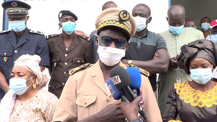 Suite Plan Orsec à Mbacké et Touba / Le taux de létalité de la Covid-19 inquiète les autorités