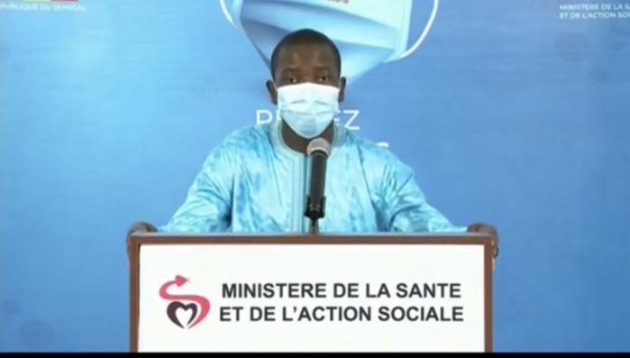 Covid-19 : Le Dr Babacar Guèye, Directeur de la maladie s'explique sur la prise en charge à domicile des malades.