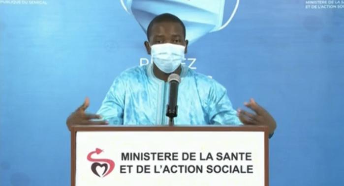 Covid-19 : Le fort plaidoyer du Dr  Babacar Guèye, Directeur de la maladie, à l'endroit des populations.