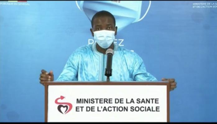 Prise en charge à domicile des cas de covid-19 : «11.000 patients suivis et guéris depuis le début de la pandémie et 2.960 cas en cours de traitement» ( Dr Babacar Gueye, DLM)