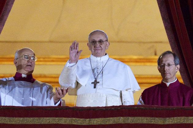 François : un pape normal