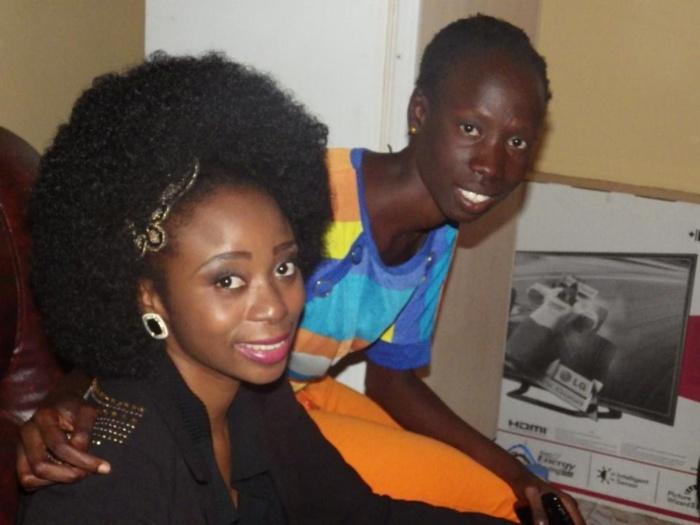 Hier, Adiouza Diallo a été honorée par le fan club de Thiaroye.
