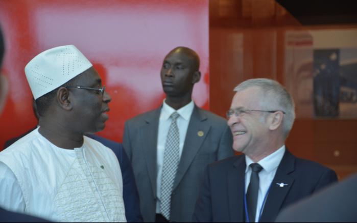 Diass / Airport Health Accreditation : LAS remercie le Président Macky Sall qui s'est félicité de cette certification de l'aéroport international Blaise Diagne.