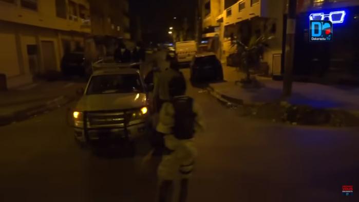 Bargny-Sébikotane : Le commissaire de police félicite les populations pour avoir scrupuleusement respecté le couvre-feu.