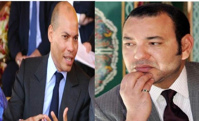 Affaire Karim Wade : Mohamed VI, négociateur de l'ombre?