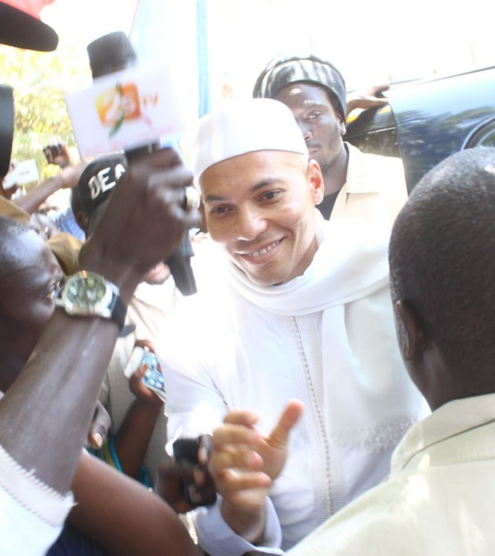 Karim Wade, de la Crei au Point E (IMAGES)