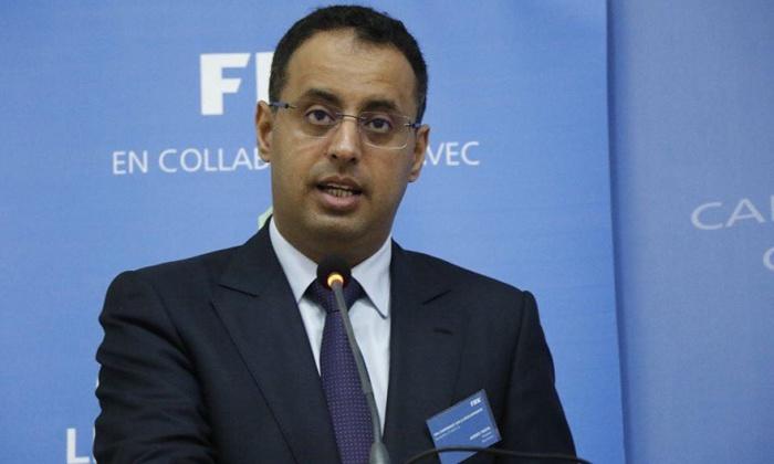 """Présidence CAF : La fédération mauritanienne dénonce les """"attaques"""" de la presse sénégalaise envers Ahmed Yahya."""