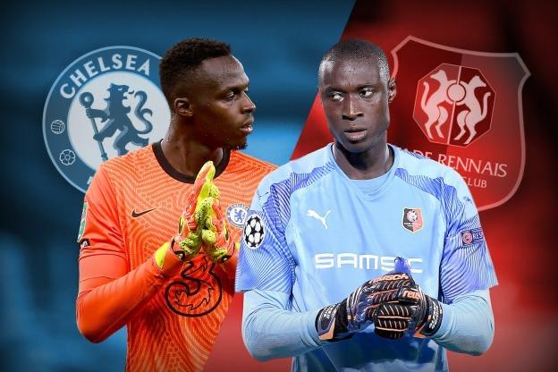 Football : Quand Édouard Mendy et Alfred Gomis perdent de leur superbe…