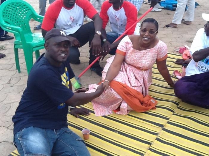 "Elhaj Khadim Samb PDG CARANDA AFRICA  : ""Ce que je sais sur la fondation ""Servir le Sénégal"" (...)"""