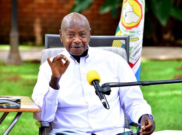 34 ans au pouvoir : Le président Ougandais Yoweri Museveni, un exemple patent de longévité présidentielle.