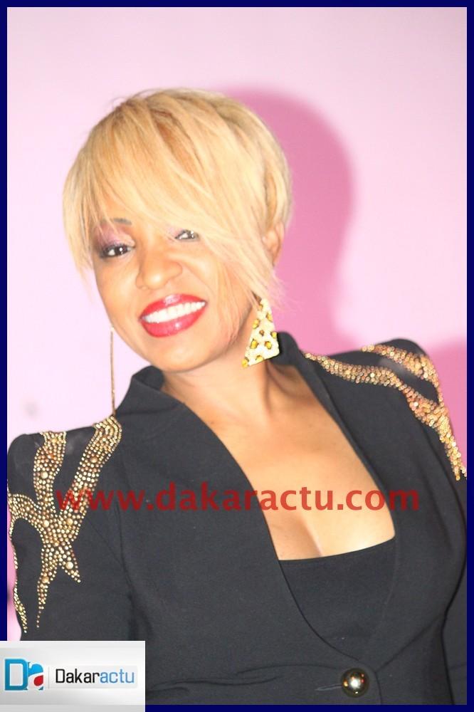Viviance Chidid à l'anniversaire de Oumou Sow au Penc Mi