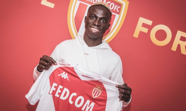 AS Monaco : Krépin Diatta affublé déjà d'un surnom.